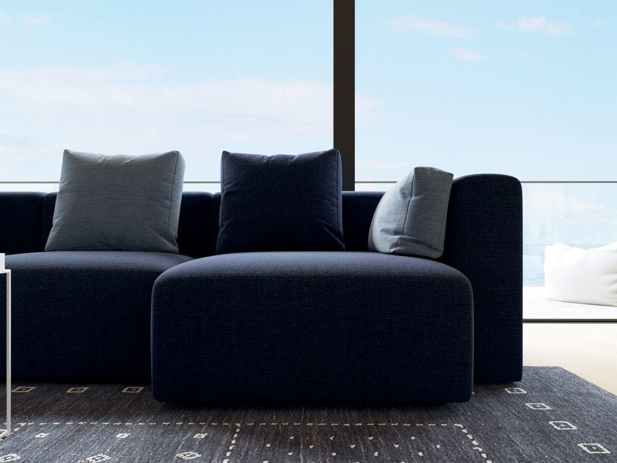 ... Hay Mags Sofa Set 3d Model Max Fbx 4 ...