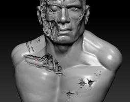 Terminator 3D printable model