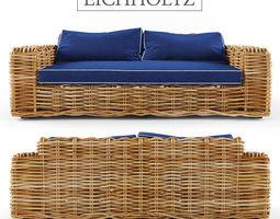 3D Eichholtz - Sofa Foster
