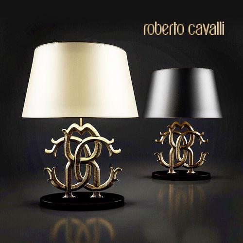 table lamp roberto cavalli 3d model max 1