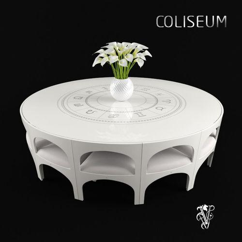coliseum  3d model max fbx 1