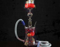 steam cocktail 3D model