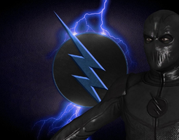 CW Zoom from The Flash 3D asset