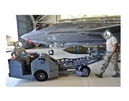3D printable model vehicle MJ-1B Bomb Lift