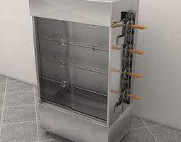 3D asset Rotisserie