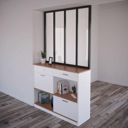 room divider  3d model max obj mtl 1