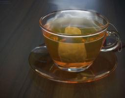 Cup of Tea 3D model