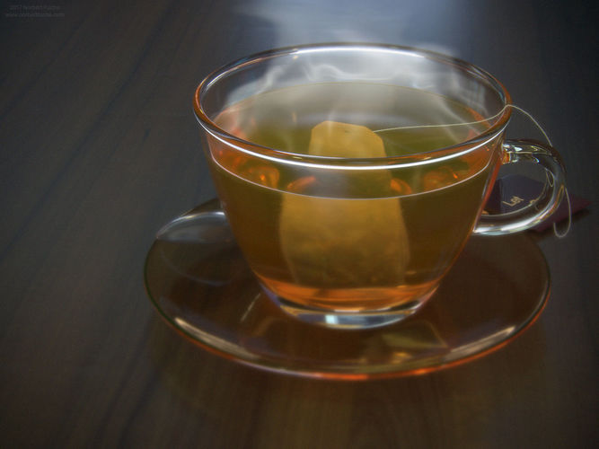 cup of tea 3d model max 1