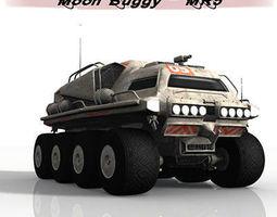 ATV - MR5 - Moon Buggy 3D colony