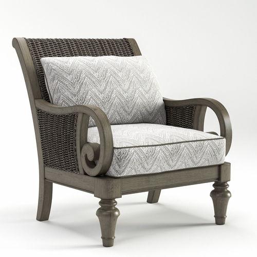 glen cove chair 3d model max obj mtl fbx 1
