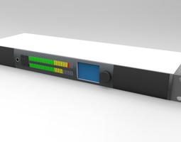 3D video Audio Monitor