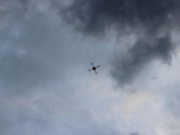 Delta Elite 3D Printable Quadcopter