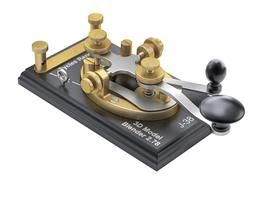 3D Morse Code Telegraphy Device