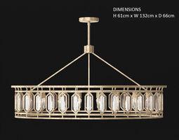 3D Fine Art Lamps Westminster 889940