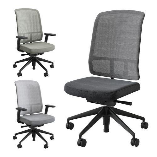 vitra am chair 3d model max obj fbx mtl 1