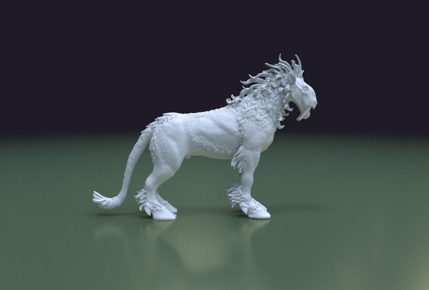 Fantasy Beast