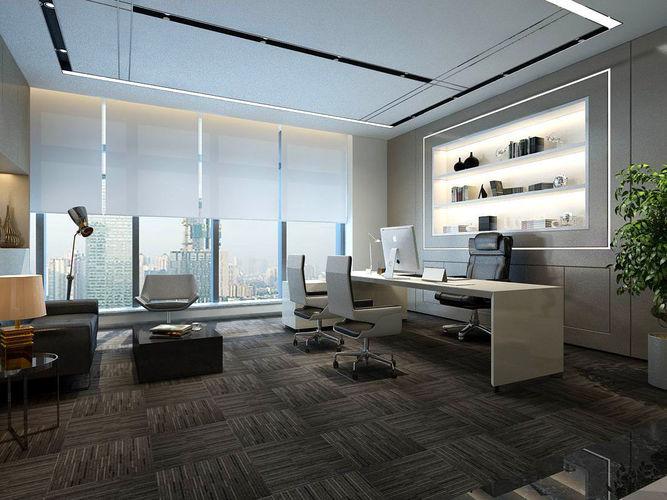 3D model boss manager office 17 | CGTrader