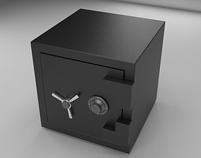 3D Safe deposit