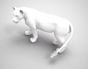 Lioness 3D print model