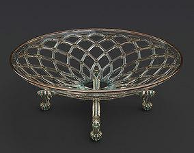 Decorative fruit bowl 3D