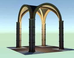 Norman Vault 3D