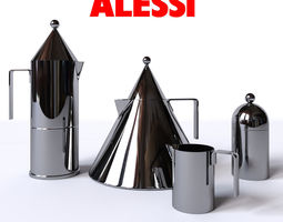 3D Tableware by Alessi Officina
