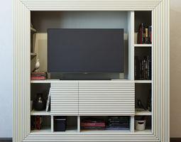 3D TV Furniture Century
