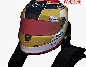 Wehrlein helmet 2017 3D model