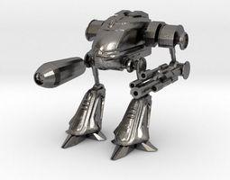 mech robot 3d print model