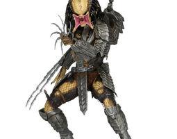 Predator 3D asset