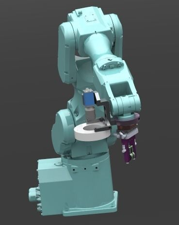 six-axis manipulator