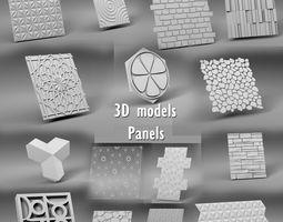 panels 3D Panels