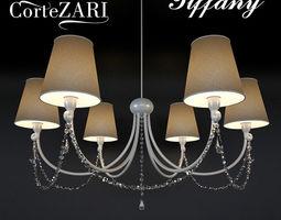 3D CorteZARI TIFFANY chandelier