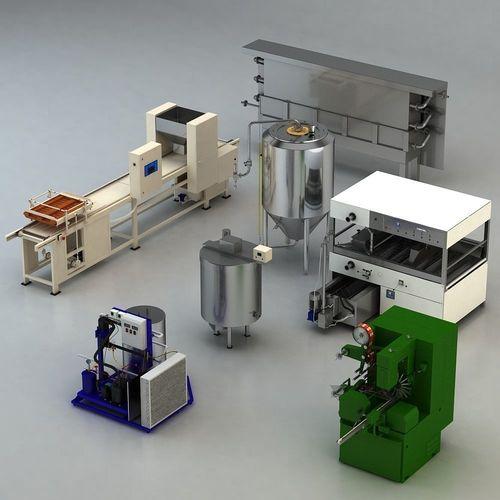 equipment for the grocery shop 3d model max obj mtl fbx 1