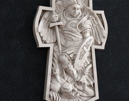 Archangel Michael 3D print model