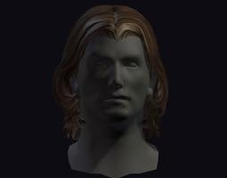 hair style 20 3D model