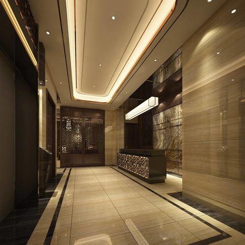 Banquet Hall Design: Hotel Reception Hall Design Complete 01 3D
