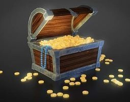 3D Treasure Adventure