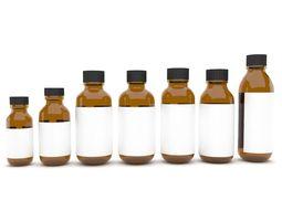 3d model medical bottles 7
