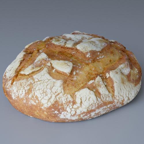 bread 02 photoscan 3d model max obj mtl 1