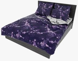 Bed 3d blanket