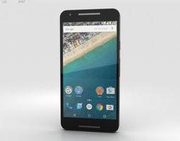 3D LG Nexus 5X Carbon