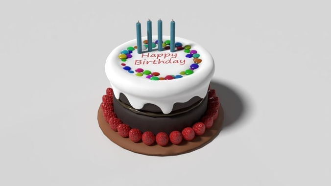 How To Draw A 3d Birthday Cake Inspired By Wayne Thiebaud Art Teacher Hq