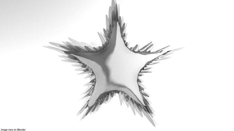 Snowflake - Type 9