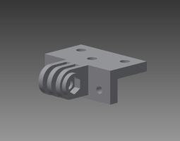 3d print model gopro corner mount