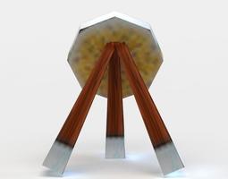 3D model Target