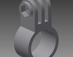 3d printable model goproring