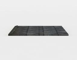 3d model floor platform realtime