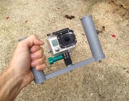 GoPro Stabilizer 3D print model