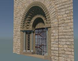 3D Norman Gate
